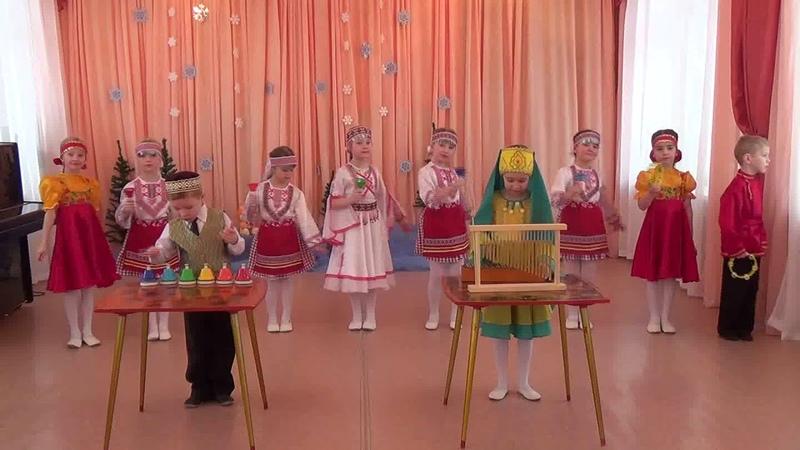 127 Ансамбль Чингыли г Глазов Композиция Родные напевы