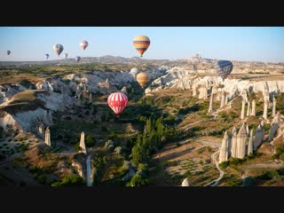 Стамбул - Каппадокия