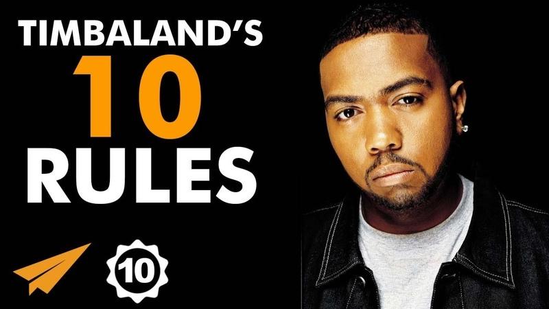 You Don't Get SUCCESS OVERNIGHT! - Timbaland (@Timbaland) - Top 10 Rules