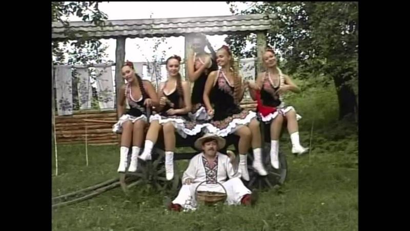 Українська народна пісня - Сусідка КВХА Україночка