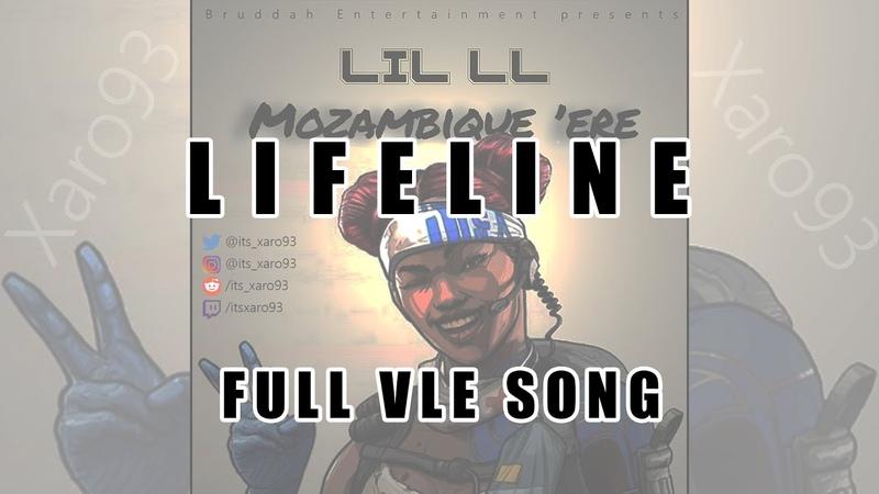 LIL LL - Mozambique 'ere FULL Song (Apex Legends VLE Rap)