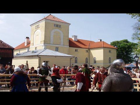 ВИНДАВСКИЙ ЗАМОК, Вентспилс(Виндава) (I) Ventspils viduslaiku pils (Castle) Schloß Windau,Windau