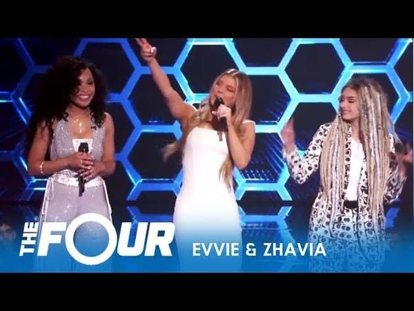 'The Four' Comeback: Zhavia Evvie McKinney EPIC Performance! | S2E7 | The Four
