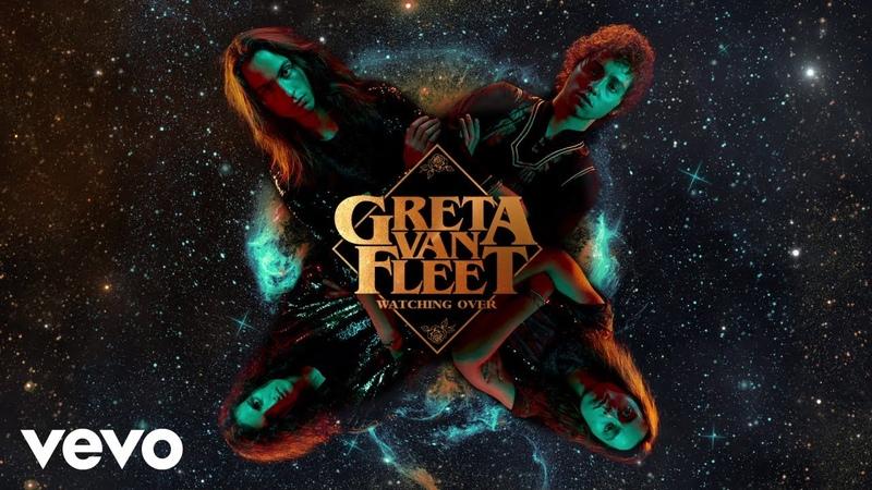 Greta Van Fleet - Watching Over (Audio)