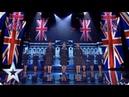 RULE BRITANNIA! The D-Day Darlings get everyone feeling patriotic!   Semi-Finals   BGT