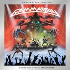 Gamma Ray альбом Heading for the East