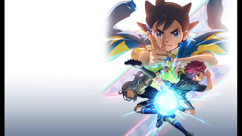 NS\PS4 - Inazuma Eleven Ares (Inazuma Eleven Balance of Ares) Art Screenshot Portfolio