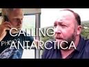 MATH POWERLAND CALLS ALEX JONES ANTARCTICA EXPEDITION FLAT EARTH