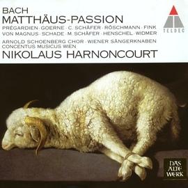 Nikolaus Harnoncourt альбом Bach, JS : St Matthew Passion [2001]