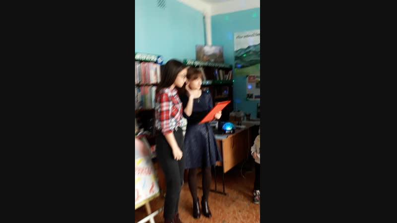 Звезда России исполняют Лисовская Катерина и Хисматулина Дана.