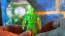 Обзор на фигурку Зелёного фонаря Хэла Джордана. GL02