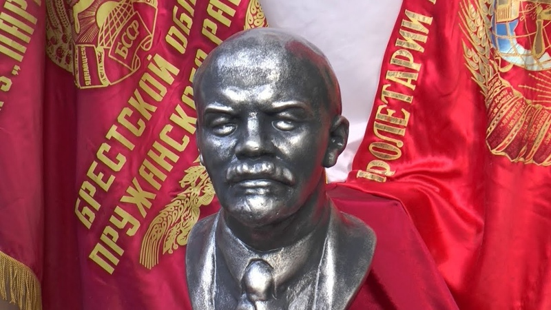 Столетие ВЛКСМ - торжественный концерт