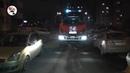 Пожарные не смогли подъехать к эпицентру огня Real video