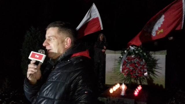 2 Hołd pamięci Eligiusza Niewiadomskiego Narodowa Wolna Polska