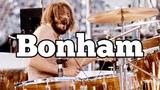 John Bonham Achieving The Bonham Drum Sound