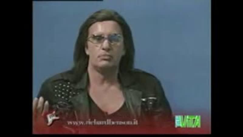 Richard Benson in Cocktail Micidiale (8 aprile 2005) Tu vuoi la merda e io te la suono