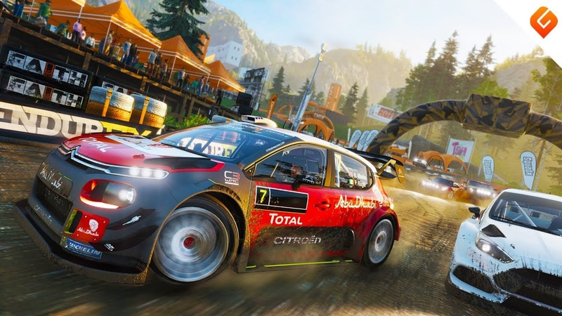 Top 10 Best Racing Games of 2018 | PC/ PS4/ Xbox One