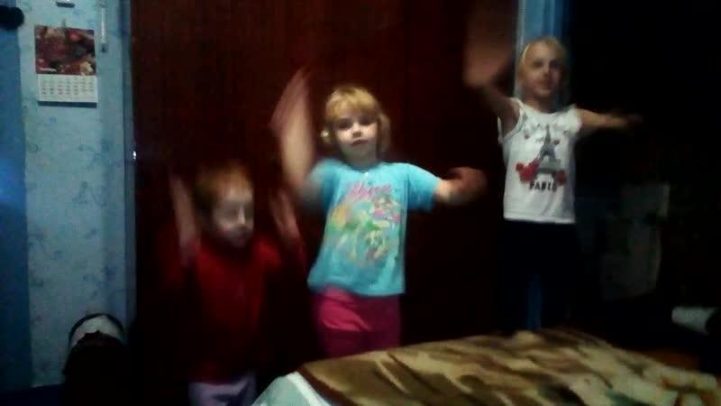 танец фиксиков продолж