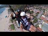 Paragliding , yamaç paraşütü fethiye ölüdeniz
