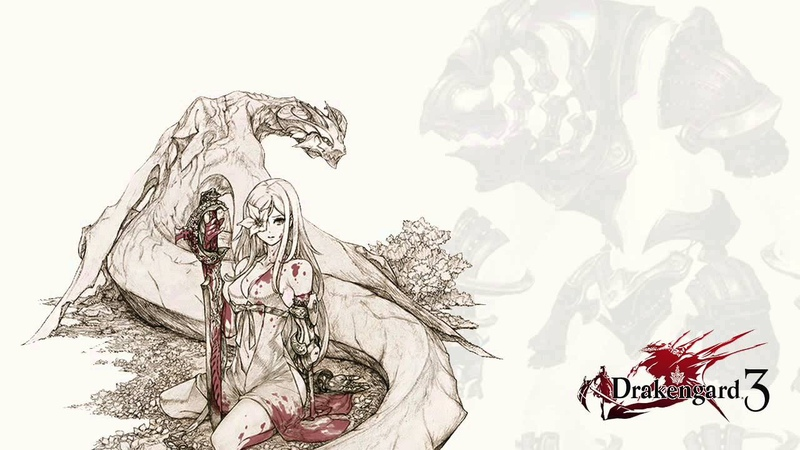 Leap Wishes / Egregori - Drakengard 3