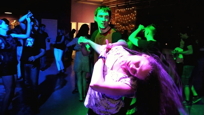 Festa Preparty RZC. Mikhail Ponkin and Elena Ryabeva. (Dooset Daram)