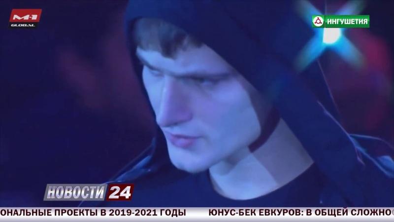 Мовсар Евлоев подписал контракт с UFC.
