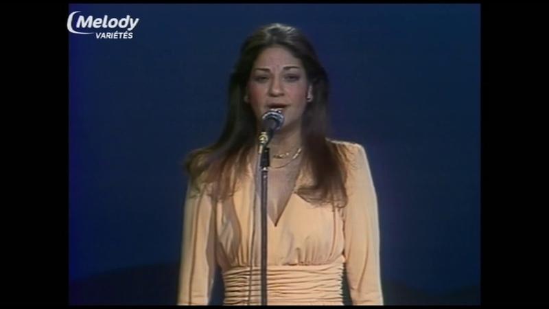 Frida Boccara Un enfant de France Sélection Eurovision France 1980