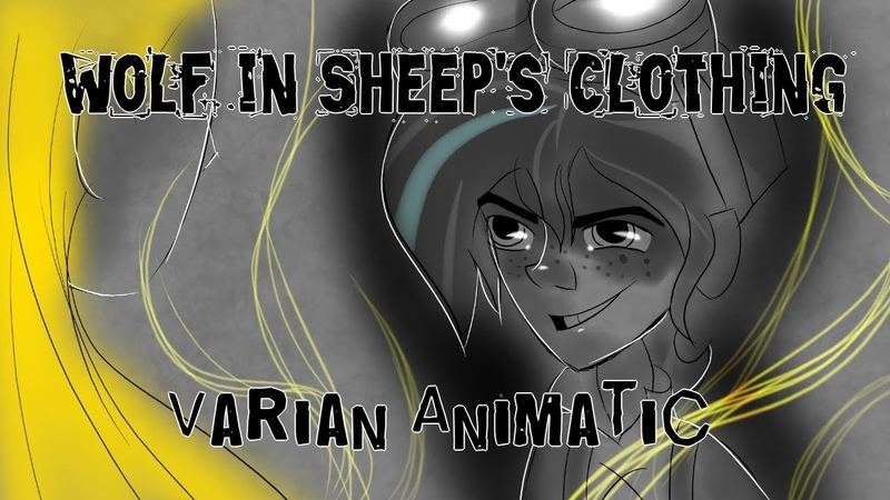 Wolf in Sheeps Clothing | TTS Varian ANIMATIC