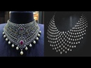 Unique Diamond Necklace Designs
