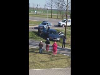 Погоня и задержание в Иваново