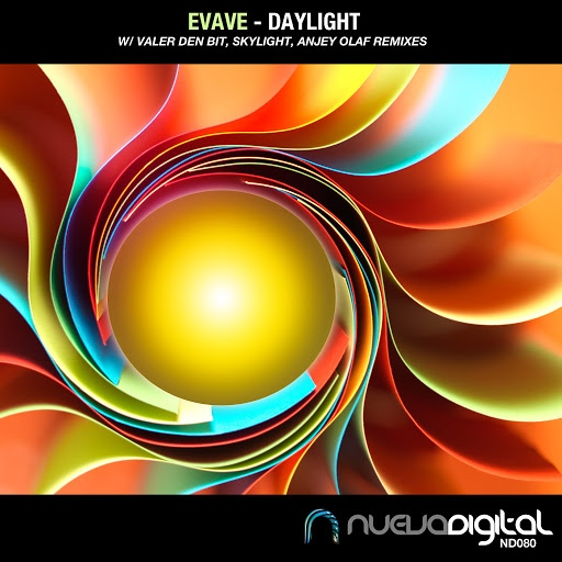 Evave альбом Daylight