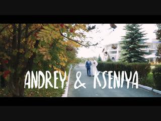 Andrey & kseniya