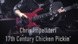 Chris Impellitteri -17th Century Chicken Pickin' (Demid Grishko cover)