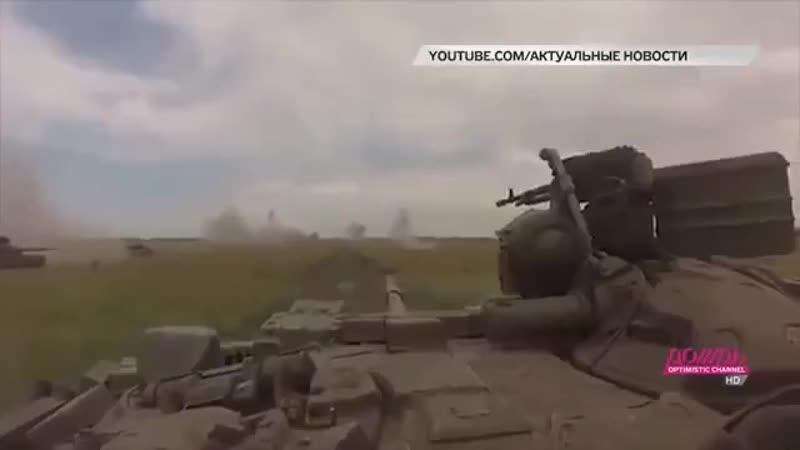 За каждый подбитый украинский танк нам выдавали новый из России
