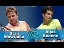 Stan Wawrinka vs Aljaz Bedene Highlights ST PETERSBURG 2018