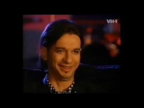 Dave Gahan - MTV and VH1 news reports 1997(на русском )
