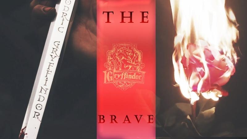 Gryffindor ● The Brave (Hogwarts Houses Pride Project)