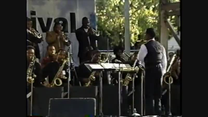 Roy Hargrove Big Band - September In The Rain Panasonic Jazz Festival - Greenwich Village - New York City 1995`
