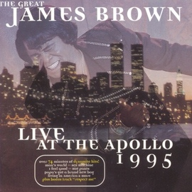 James Brown альбом The Great James Brown - Live At The Apollo 1995