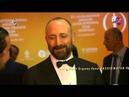 Halit Ergenc 51 Altin Portakal Antalya Red carpet interview 18 10 2014