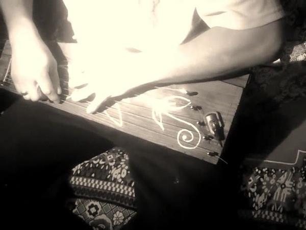 Плакася Адамо. Духовный стих на 7ми струнных новгородских гуслях