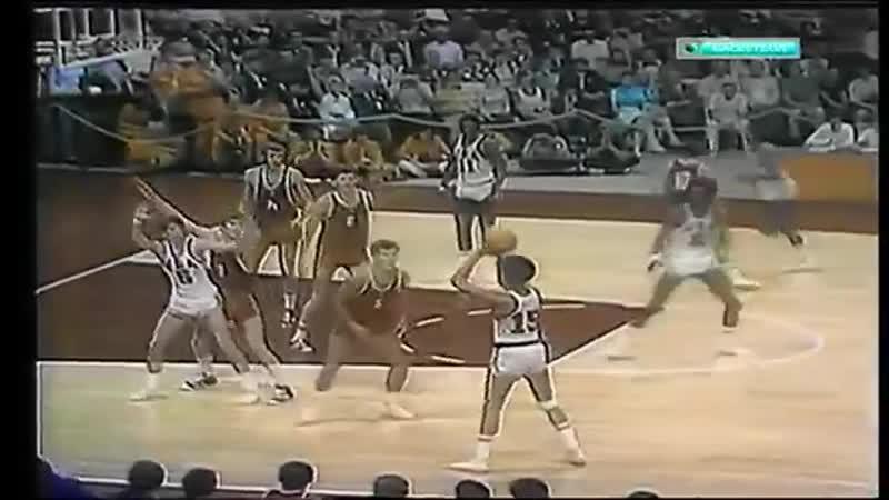 Три секунды. Баскетбол. СССР - США .Финал 1972 год (FullHD) Движение вверх!