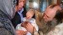 Клип с крещения Игоря в Никольской церкви. Церковь Николая Чудотворца в Пушкино