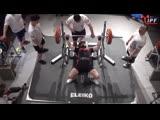 Davit Gabelaia GEO 200 kg Bench Press IPF World C давит габелая