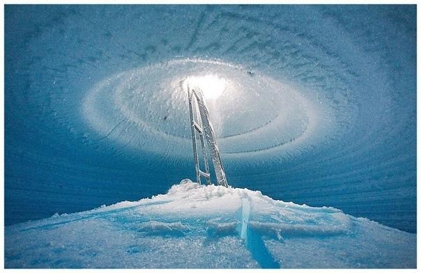 Засекреченная Антарктида Ненасытные паразиты, хозяйничающие сейчас на нашей планете, пытаются добраться сейчас до Антарктиды. Во время катастрофы 13 тыс. лет назад километровым слоем льда была