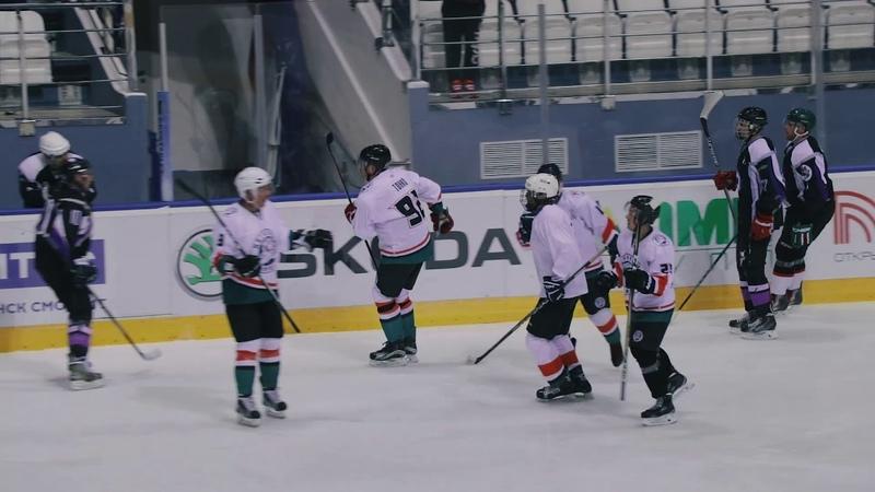 ALH IceCity Alternative - Магутныя Качкі - 25 Полный матч