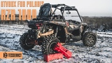 ATVBOX FOR POLARIS RZR 1000 BY TESSERACT (RUS)