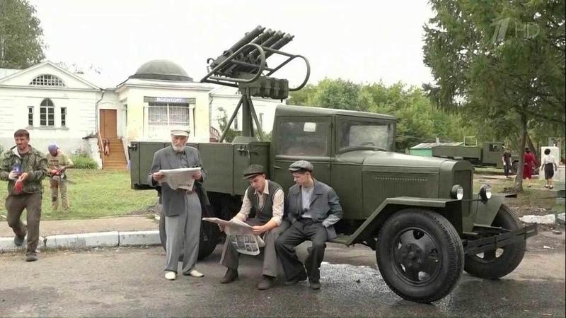 Начались съемки фильма кюбилею Победы оподвиге подольских курсантов «Ильинский рубеж».