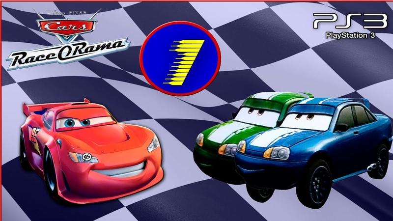 ◄ Серия 1 Cars Race O Rama PS3