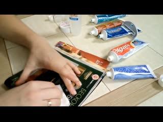 ШОК! Про зубные пасты, которые рекомендуют врачи.